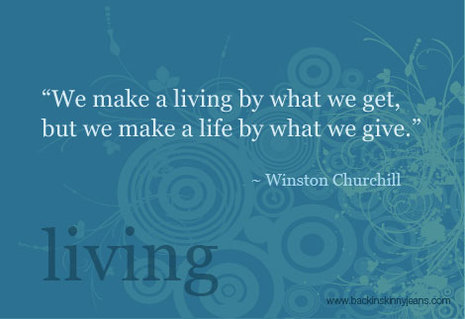 Quote_living